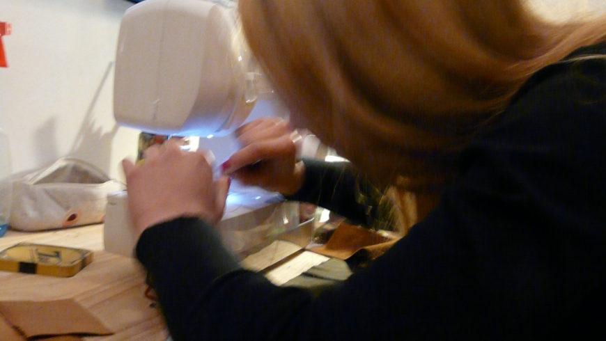 Ados – cours de couture personnalisés