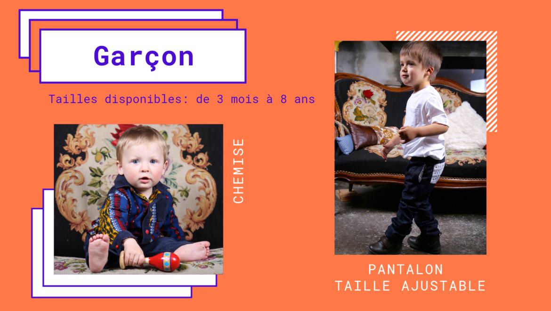 Galerie Garçons