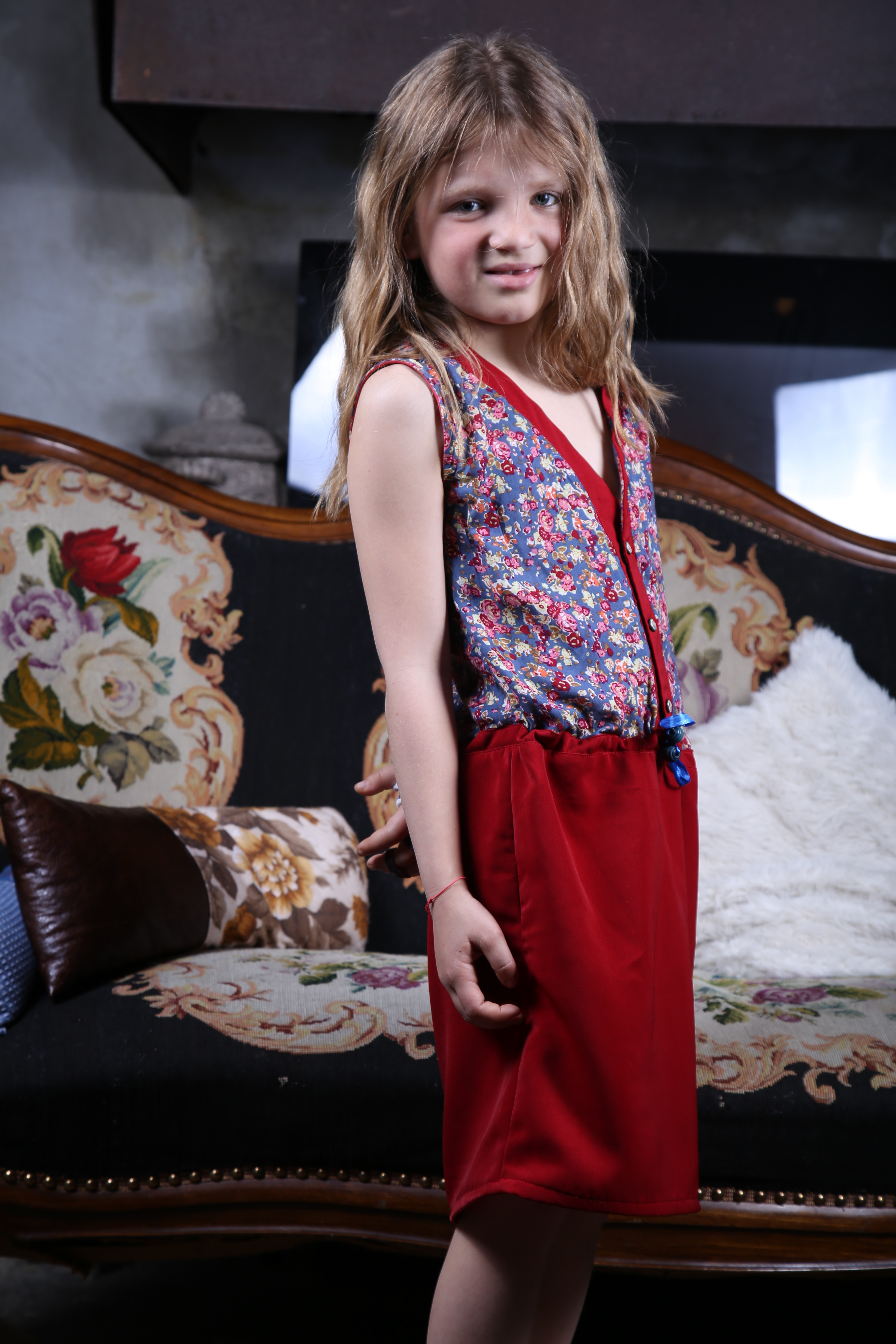 Siana Collection - Robe 12 ans
