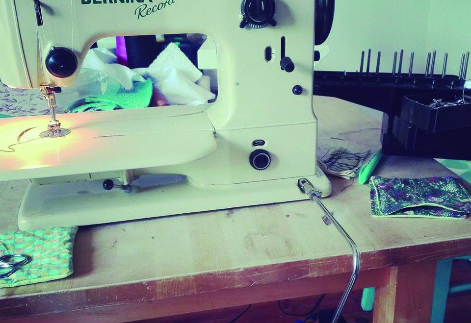 Atelier couture : création d'un sac d'explorateur